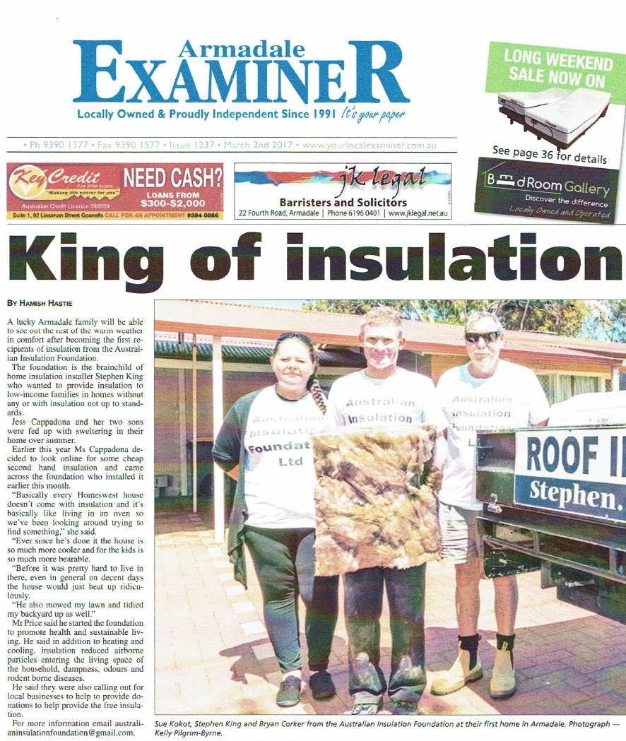 King of Insulation