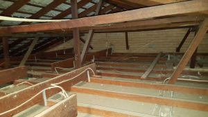 Roof without Insulation